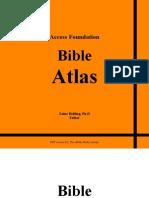 Access Foundation Bible Atlas