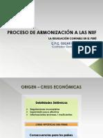 PROCESO DE ARMONIZACIÓN