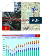 Hidroelektrane Na Moraci