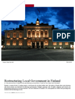 Local Government in Finland