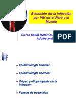 Evlolcion VIH