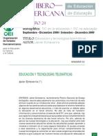 Blended Learning-Educación y Tecnologías Telematicas-3er Entorno-Echeverria_2
