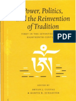 Power, Politics and the Reinvention of Tradition - Tibet in the Seventeen and Eighteenth Centuries