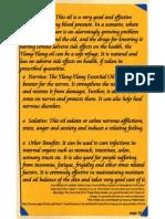 Medicinal Purpose of ilang ilang
