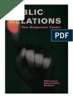 Ewa Malgorzata Cenker - Public Relations