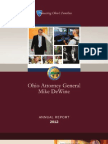 2012 Attorney General's Office Annual Report
