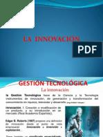 La innovación