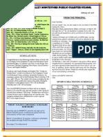 Newsletter 130228