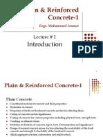 Lec 1 Introduction