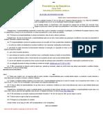 L8009 - Impenhorabilidade do bem de família
