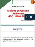 127 Sistema de Gestion Ambiental Iso 14001 - 2004