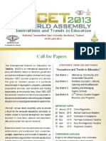 World Assembly 2013