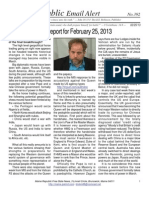 392 - Benjamin Fulford Report for February 25, 2013