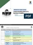 1 Understanding Business Analyst Role