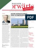 Niedersachsen-Vorwärts März 2009