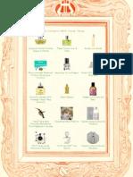Products from ilang ilang