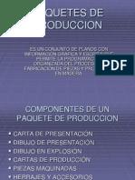 Paquetes de Producción