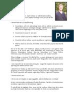 Mediator / Negotiator / Facilitator / Legal Advisor / Industrial Relations