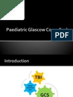 Paediatric Glascow Coma Scale