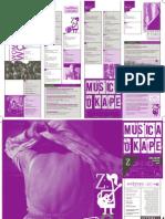 Programa Marzo2013 SALAZAR