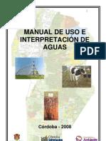 Manual de Uso e Interpretacin de Aguas