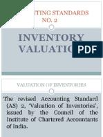 Accounting Standard No2 2003