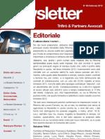 Newsletter  T&P N°65