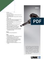 Linear Actuator LA31D Data Sheet Eng