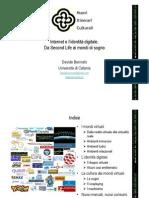 Internet e l'identità digitale