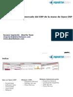 Presentacion openerp sl2009-sib-abartia-090717025840-phpapp02