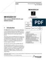 MKW22D512V Data Sheet Rev0