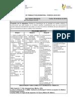 Formato de Plan de Trabajo zoología 2013