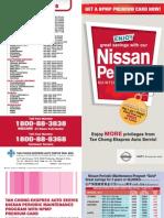 Nissan NPMP2012 Booklet