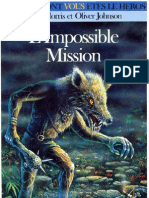 L'épée de légende 4 - Impossible Mission