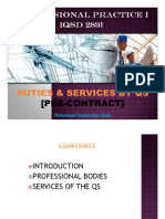 Microsoft PowerPoint - Chapter 2 - Duties & Services by QS - PRE CONTRACT
