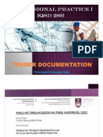 Microsoft Powerpoint - Chapter 6 - Tender Documentation.