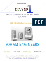 Soham Engineers / couplings / encoder couplings / coupling / beam couplings