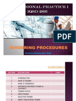 Microsoft PowerPoint - Chapter 7 - Tendering Procedures.ppt [Compatibility M