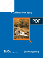 Guide to Private Equity