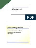 MITP Risk Management