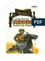 Oliver Strange - Sudden 8 - Sudden Takes the Trail