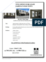 45-49 S. Fair Oaks Avenue, Pasadena | for Lease