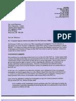 OIPC Letter to Laurie Blakeman regarding Alberta Education