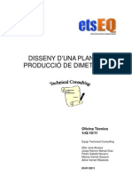 Informe Final. Technical Consulting