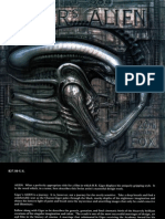 HR Giger - Alien Filmdesign
