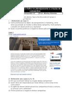 Cases sobre falta de planejamento na criação da campanhas.doc