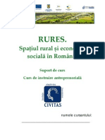 Spațiul rural și economia sociala