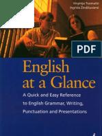 English at a Glance