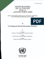 Monographie de La Gestion Portuaire (Echange Des Donnees Informatisees Portuaires)