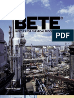 BETE ChemicalProcessing